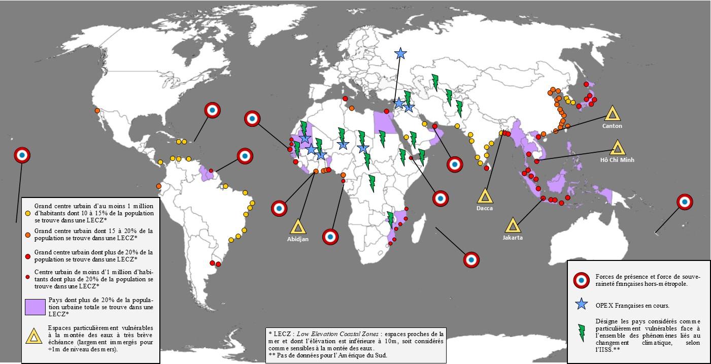 La Défense face au changement climatique Carte-dc3a9fense-cc